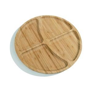Bambusové servírovací prkénko Amica