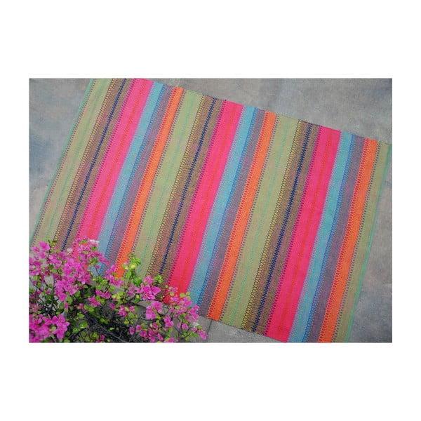 Bavlněný koberec York Multi, 160x230 cm
