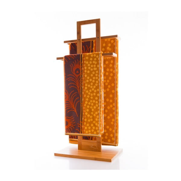 Ručník Pavo Yellow, 70x140 cm