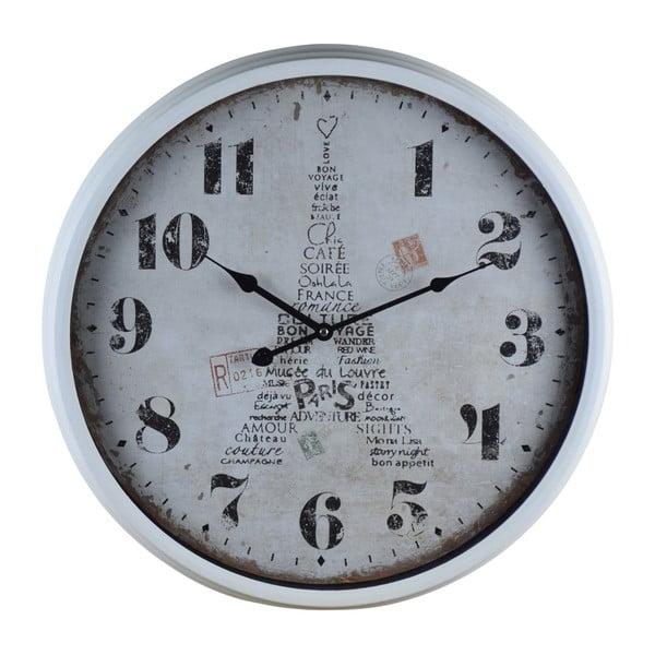 Nástěnné hodiny Eiffel in Paris, 51 cm