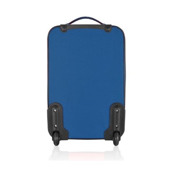 Cestovní kufr Classic Blue L