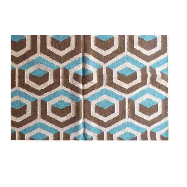Ručně tkaný koberec Kilim 217, 155x240 cm