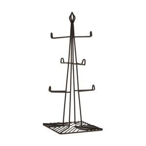 Železný stojan na 6 hrnků Premier Housewares, výška 37 cm