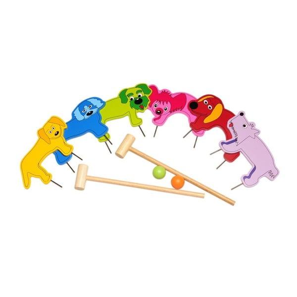 Dětský kroket Animals