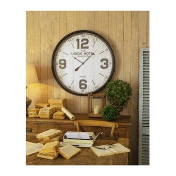 Ceas perete Orchidea Milano Wall Clock Living Dermo, ⌀ 90 cm