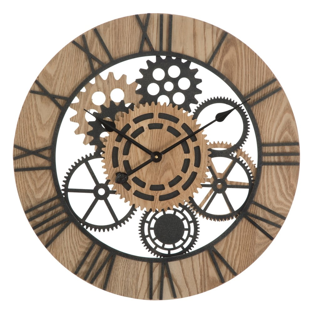 Nástěnné hodiny Mauro Ferretti World, ø60cm