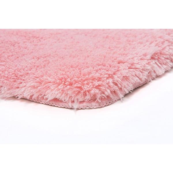Koupelnová předložka Spotlight Pink, 65x110 cm