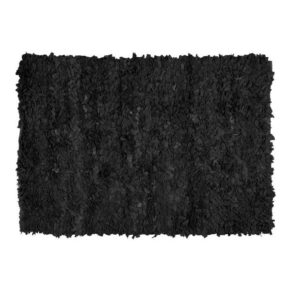 Koberec Horsery Shaggy Noir, 120x170 cm