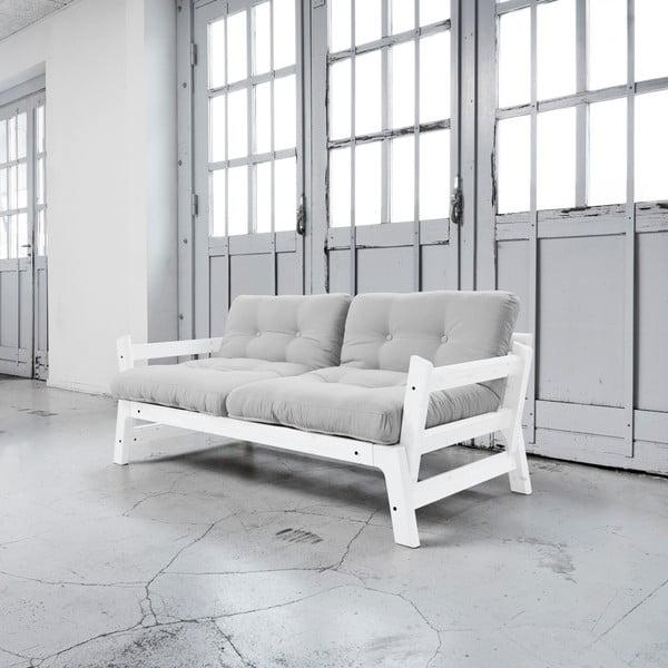 Variabilní pohovka Karup Step White/Light Grey
