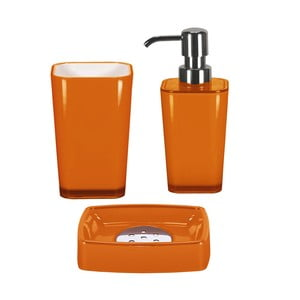 Koupelnový set Easy Orange