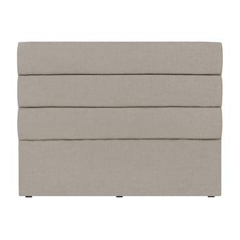 Tăblie de pat Mazzini Sofas Pesaro, 200 x 120 cm, crem de la Mazzini Sofas