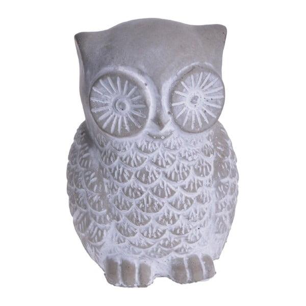 Kamenná dekorace Ewax Owl