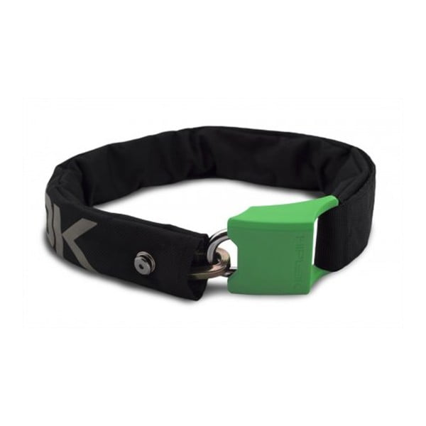 Zámek na kolo Hiplok V1.50, black/green