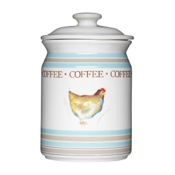 Keramická dóza na kávu Kitchen Craft Hen House