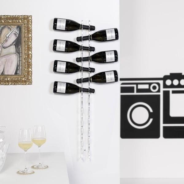 Stojan na lahve od vína Bibenda Transparente
