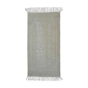 Ručně tkaný bavlněný koberec Webtappeti Shabby Parfum,60x90cm