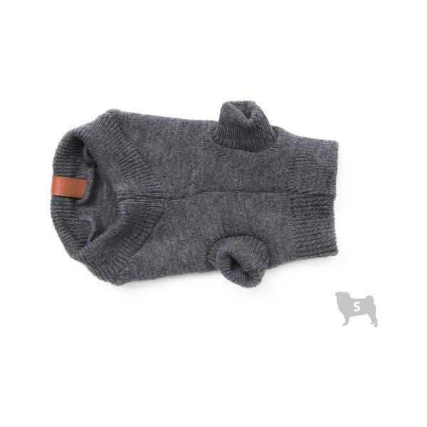 Pulover pentru câini Marendog Trip, mărime S, gri