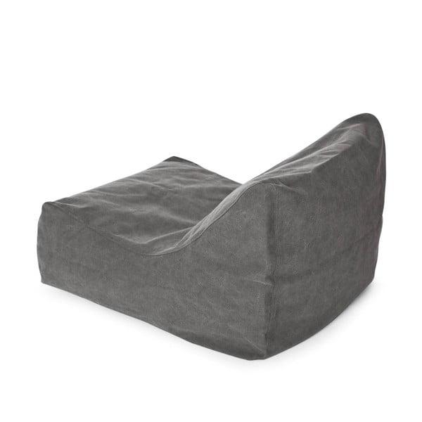 Sedací křesílko Lounge Chair Club Series, tmavě šedý