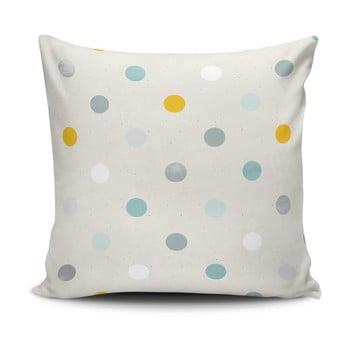 Pernă cu adaos de bumbac Cushion Love Puro Leio, 43 x 43 cm