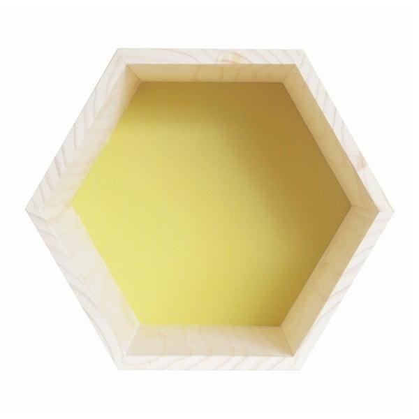 Dekorace Hexagono Nordic Tangerine