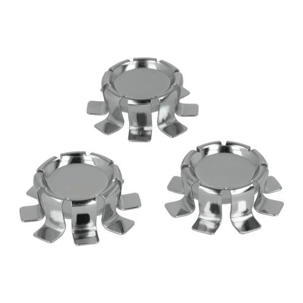 Univerzális kupak üvegre, 3 db - Metaltex