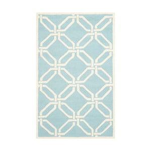 Vlněný koberec Safavieh Mollie Pure, 91x152 cm