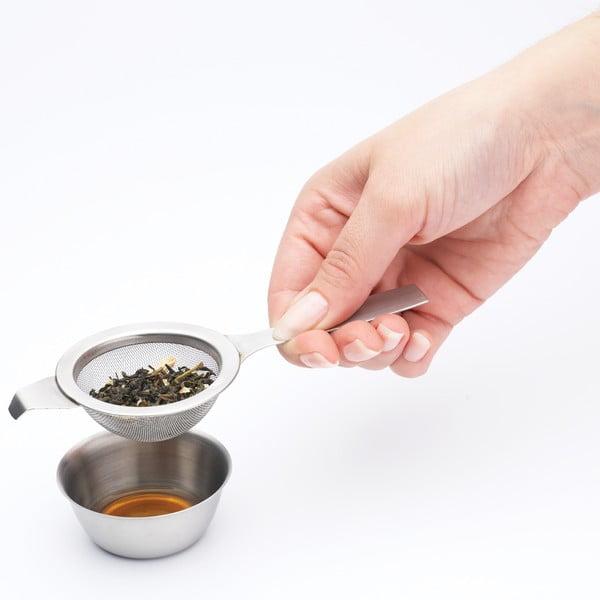 Čajové sítko se stojánkem Tea