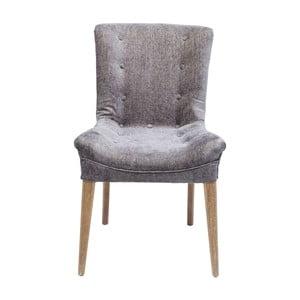 Šedá židle Kare Design Stay
