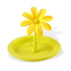 Capac de silicon pentru cană Flower