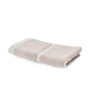 Krémový ručník Aquanova Adagio, 30x50cm