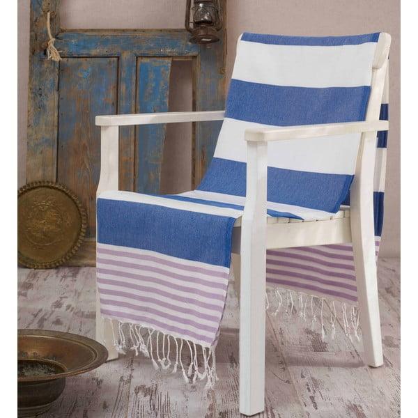 Prosop hammam Antalya Blue, 100x180 cm