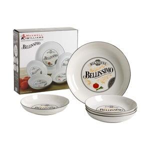 5dílný porcelánový set na těstoviny Maxwell&Williams Bellissimo