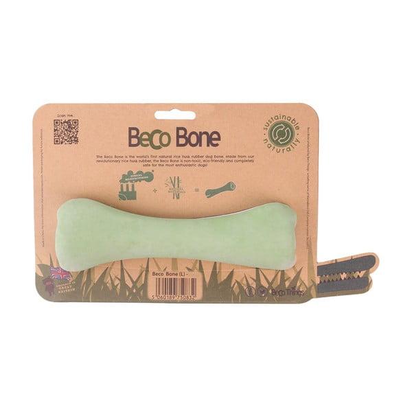 Žvýkací kost pro psy Bone Medium, zelená