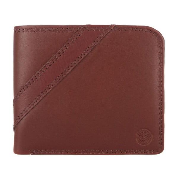 Kožená peněženka Archie Natural Veg