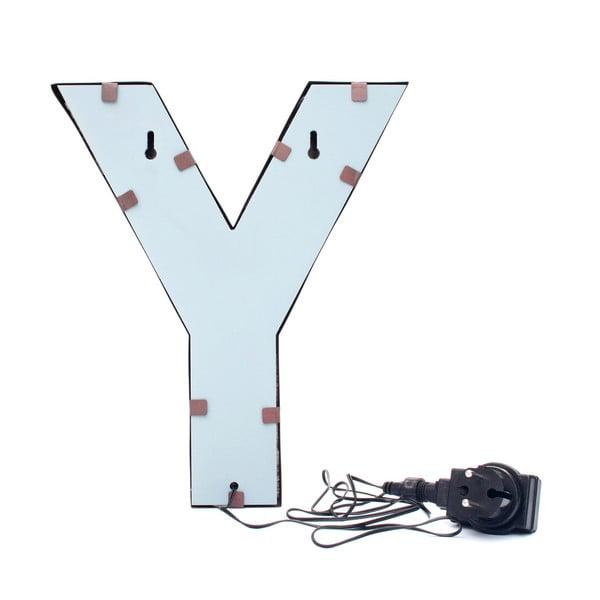 Dekorativní osvětlení Letter Y