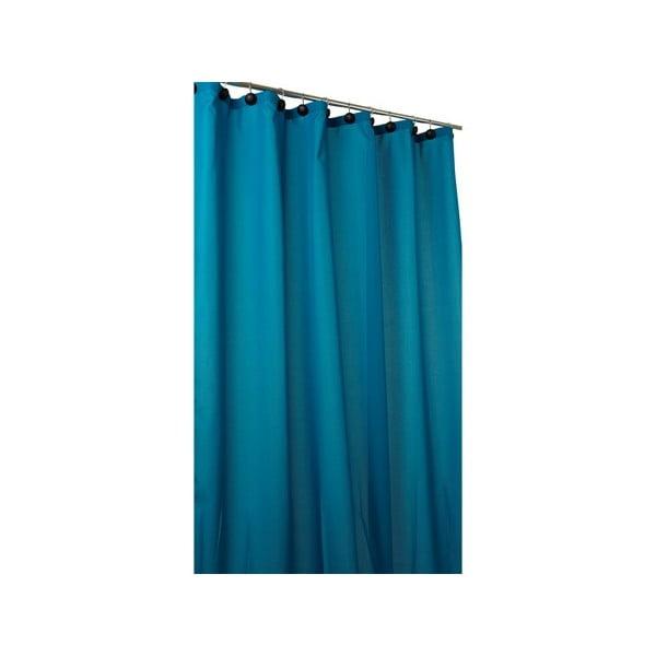 Sprchový závěs Comfort petrol, 180x200 cm
