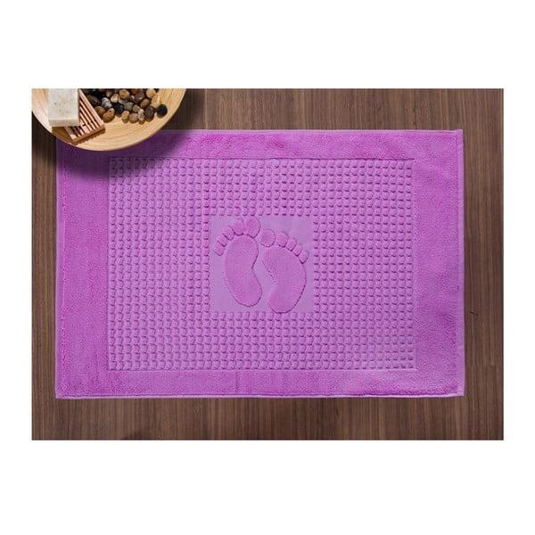 Koupelnová předložka Basic Lilac, 50x70 cm