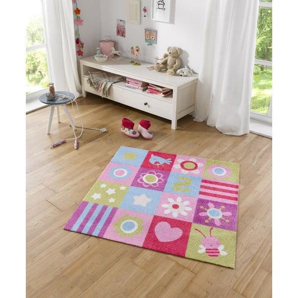 Dětský koberec Zala Living Girls, 100x100cm