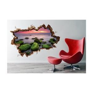 Autocolant de perete 3D Art Merel, 70 x 45 cm