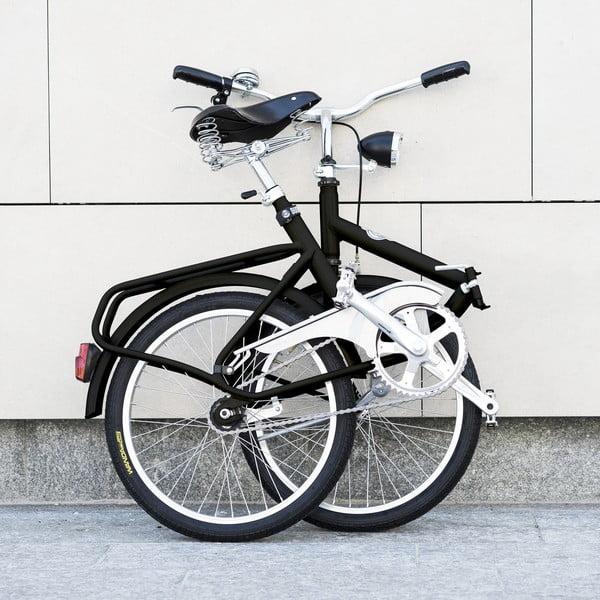 Skládací kolo Dude Bike Top, černé