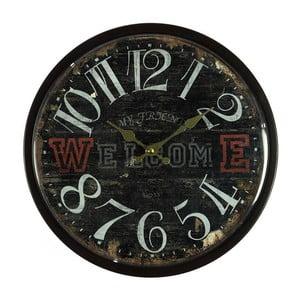 Hodiny Welcome, 32 cm