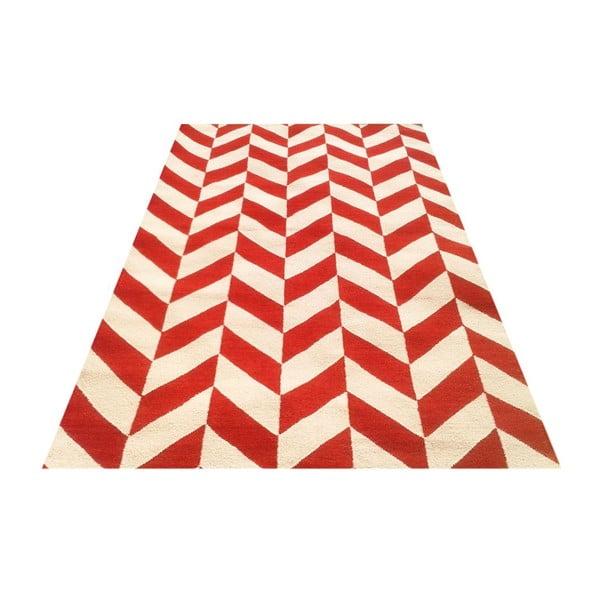 Ručně tkaný koberec Kilim Monisha, 140x200cm