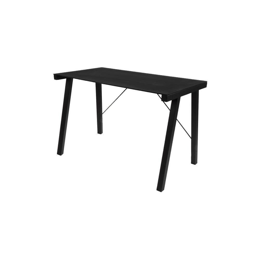 Černý psací stůl Actona Typhoon Actona