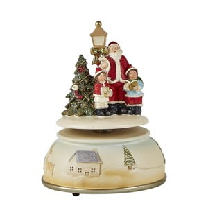 Vánoční hrací skříňka KJ Collection