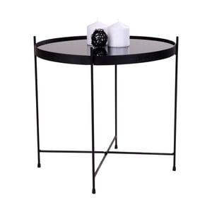 Černý konferenční stolek House Nordic Venezia