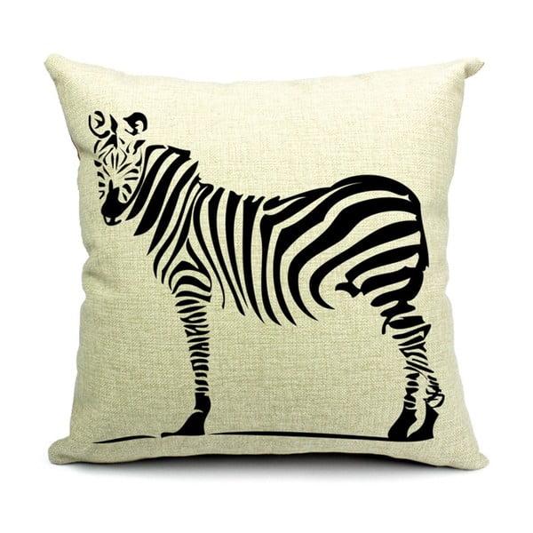Povlak na polštář Dear Zebra, 45x45 cm