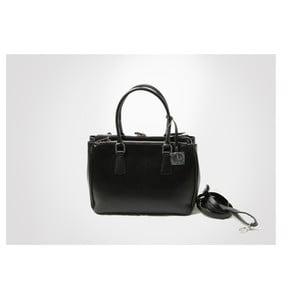 Kožená kabelka Lily, black
