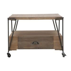 Pojízdný konferenční stůl Mauro Ferretti Cologne, 63 x 63 cm