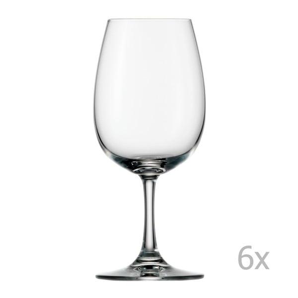Set 6 pahare Stölzle Lausitz Weinland Wine, 350 ml