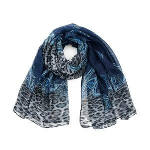 Tmavě modrá šátek Art of Polo Goro